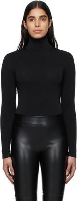 Wolford Black Colorado String Bodysuit