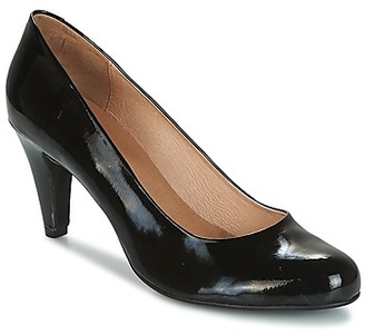 So Size MOUMOU women's Heels in Black