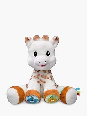 Sophie La Giraffe Touch & Music Plush Toy, Multi