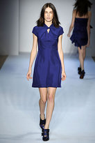 Karen Walker Neckline Twist Dress