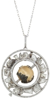 Sharon Khazzam Charley Pendant Necklace