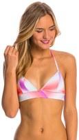 Roxy Pop Surf Fixed Tri Bikini Top 8147388