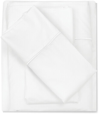 Sensorpedic Ice Cool 400 Thread Count White Sheet