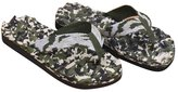 Morecome Men Summer Camouflage Flip Flops indoor & outdoor Slipper (45, )