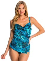 Miraclesuit Off the Scales Paramore Tankini Top 8137962