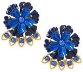 Banana Republic Elizabeth Cole | Limited Edition Blue Stud Earring