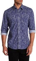 James Campbell Resin Regular Fit Woven Shirt
