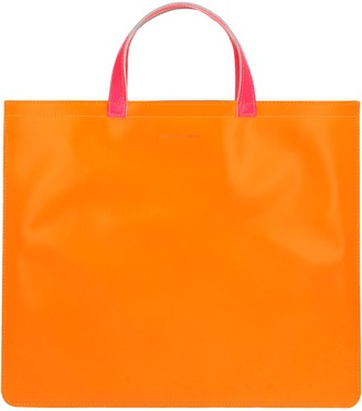 Comme des Garcons Logo Tote Bag