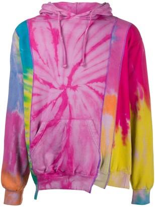 Needles Tie Dye Print Hoodie