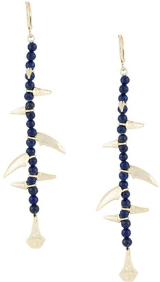 Iosselliani Be Nomad lapis earrings