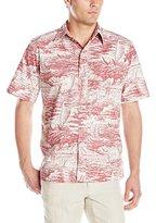 Reyn Spooner Men's Ino Kai Button Down Shirt
