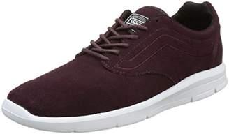 Vans Unisex Adults' Iso 1.5 Low-Top Sneakers, Wine6.5 UK