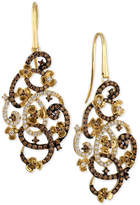LeVian Le Vian Chocolatier Diamond Drop Earrings (1-3/4 ct. t.w.) in 14k Gold