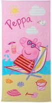 Entertainment one Peppa Pig Cooling Off Beach Towels by Entertainment One