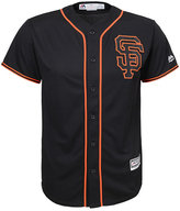 Majestic Kids' San Francisco Giants Replica Cool Base Jersey
