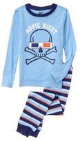 Crazy 8 Movie Night 2-Piece Pajama Set