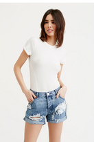 One Teaspoon Womens CHARGER CUT OFFS