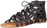 Qupid Women's ARCHER-92 Gladiator Sandal
