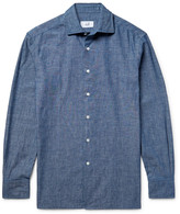 Dunhill Cotton-Chambray Shirt