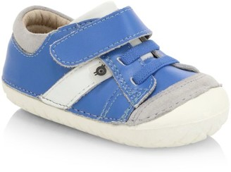 Old Soles Baby's & Little Boy's Pave Thor Leather Low-Top Sneakers