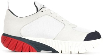 Thom Browne Tricolour Sole Sneakers