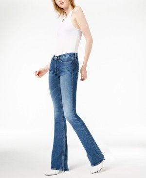 Hudson Drew Mid-Rise Bootcut Jeans