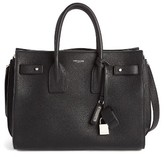Saint Laurent Small Sac De Jour Tote - Black