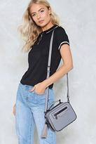 Nasty Gal nastygal WANT Box Seat Crossbody Bag