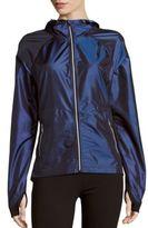 Nanette Lepore Colorblock Hooded Jacket