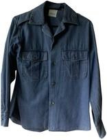 Laurence Dolige Blue Denim - Jeans Top for Women