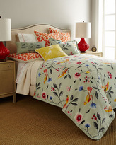 """Horchow French Laundry Home """"Bianca"""" Bird Bed Linens"""