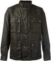 Belstaff Racemaster jacket - men - Cotton/Viscose - 48