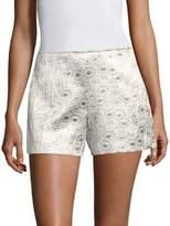 Trina Turk Link Jacquard Shorts