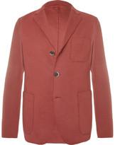 Barena Unstructured Cotton-Blend Jersey Blazer