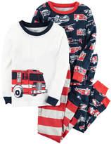 Carter's Baby Boy Tee & Pants Pajama Set