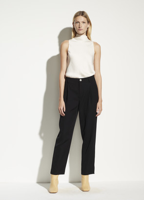 Vince High Waist Tapered Pant