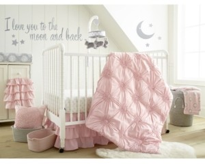 Levtex Baby Willow Crib Bedding Set of 5 Bedding