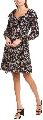Rebecca Taylor Tilda Silk A-Line Dress