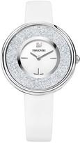 Swarovski Crystalline Pure Watch, White