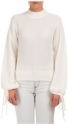 MSGM Bell Sleeves Sweater