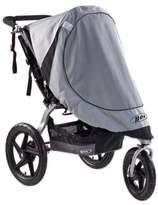 BOB Strollers Revolution® and Stroller Strides® Single Stroller Sun Shield in Grey