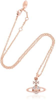 Vivienne Westwood Mayfair Bas Relief Pendant Necklace