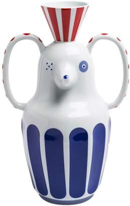 Vista Alegre Folkifunki elephant vase