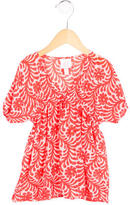 Milly Minis Girls' Printed A-Line Top