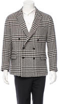 Gucci Wool Houndstooth Jacket
