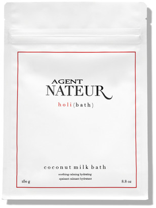 AGENT NATEUR H O L I ( B A T H ) Soothing Hydrating Calming Coconut Milk Bath