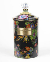 Mackenzie Childs MacKenzie-Childs Large Flower Market Canister