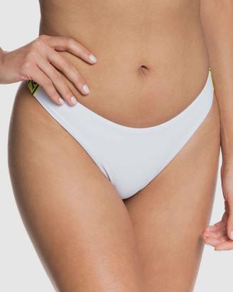 Roxy Womens High Leg Separate Bikini Pant