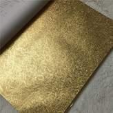 Jedfild Gold foil golden wallpaper ceiling ceilings silver bar box, 99151