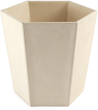 William D Scott Tiffany Wastebasket